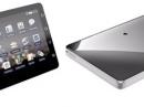 Olive Pad VT100 на базе Android