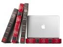 BookBook: замаскируйте свой Macbook Pro под старинную книгу
