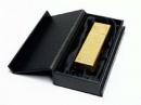 USB флэшка в виде золотого слитка