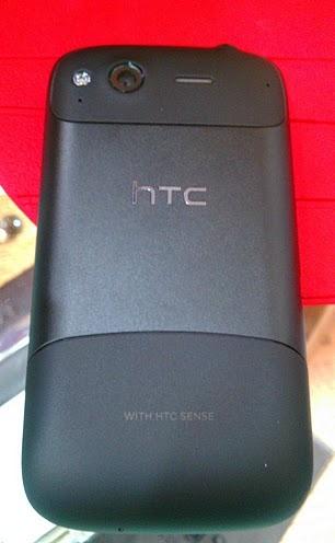 HTC Saga