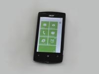 IFA 2011: Анонсирован WP7 Mango смартфон Acer W4