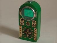 Нео-викторианский мобильник в стиле стимпанк