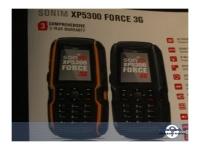 Sonim XP5300 Force 3G: еще один защищенный телефон