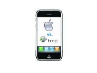 HTC судится с Apple, используя патенты Google
