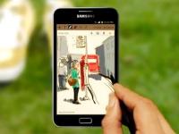 Samsung выпустила рекламный ролик Galaxy Note