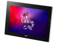 NEC представила планшет LaVie Touch