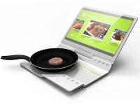 Electrolux Laptop Kitchen позволит готовить пищу ?