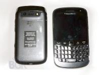 «Живые» фото неанонсированного смартфона BlackBerry Bold 9790