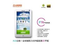 Teclast анонсировала Android-планшет P76