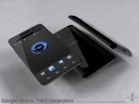 Google Nexus 3, стильный и удобный