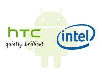 Слухи: Первый Android-смартфон HTC на чипе Intel представят на CES или MWC
