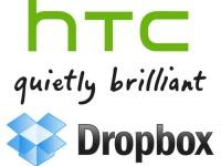 Владельцы смартфонов HTC бесплатно получат 5 Гб в облаке Dropbox