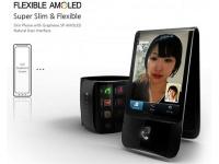 Гибкий телефон с AMOLED-экраном от Samsung может выйти в следующем году?