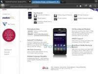 LG Esteem в MetroPCS оценен в 349 долларов