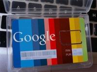 В Испании замечены SIM-ки Google