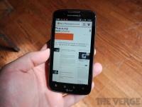 Еще одна подборка фотографий Motorola Atrix 2 для AT&T