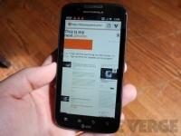 Смартфон Motorola Atrix 2 исследовали подробно