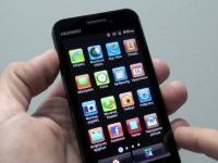 Huawei Honor в действии