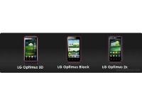 LG выпускает последнее обновление прошивки для смартфонов Optimus 2X, 3D и Black