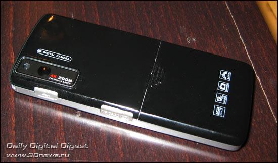 Sony Ericsson K800 или Nokia N82