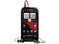 LTE смартфон HTC Rezound представлен официально