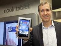 Barnes & Noble официально анонсировала планшет Nook Tablet