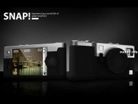 Snap! - чехол-обманка для iPhone 4
