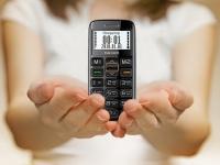 Новый бабушкофон teXet TM-B210 с прорезиненными кнопками