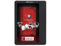 Читать, смотреть и слушать: электронная книга Prestigio PER3172B