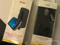 Начались поставки аксессуаров для Samsung Galaxy Nexus