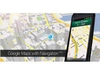 Google Maps 5.12.0 появился на Android Market