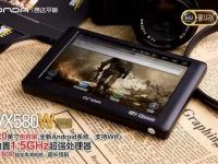 Onda выпустила планшет VX580W Deluxe Edition