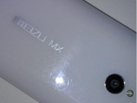 Смартфон Meizu MX появился на «живых» фото