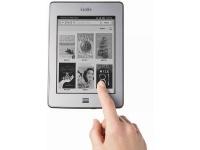 Amazon выпустила ридер Kindle Touch на неделю раньше
