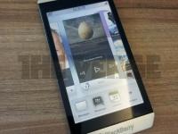 Первый смартфон RIM на базе BBX будет называться BlackBerry London