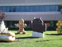 Google раскрыла исходный код Android 4.0 Ice Cream Sandwich