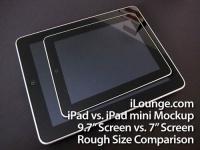 Слухи: Apple выпустит 4-дюймовый iPhone и 7-дюймовый iPad