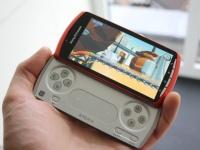 Оранжевый Sony Ericsson Xperia Play вышел в России