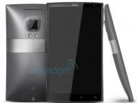 HTC Zeta с 4-ядерным процессором: мечта или концепт?