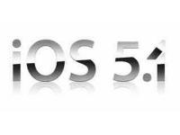 Apple одновременно работает как над iOS 5.0.2 так и над 5.1