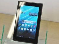 Новые подробности о 7-дюймовом планшете Sharp Galapagos