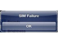 У некоторых iPhone 4S проблемы с определением SIM-карты