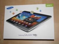 Обновленный планшет Samsung Galaxy Tab 10.1N снялся в фотосессии и на видео