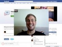 Facebook и Skype выпустили видео-чат