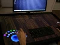 EXOdesk – 40-дюймовая интерактивная сенсорная поверхность