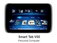Появилось первое изображение планшета ZTE V55