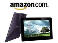 У Amazon планшетник Asus Transformer Prime появится 16 декабря