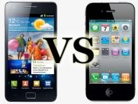 Samsung смеется над покупателями iPhone 4S