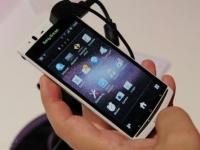 Sony Ericsson Nypon: первенец на базе платформы ST-Ericsson