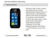 Nokia Lumia 710 и Samsung Omnia W очень скоро появятся в Германии у Vodafone